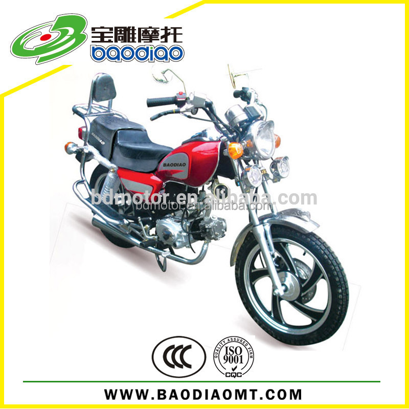 Hot Sale Baodiao Motorcycles 150cc New Cheap Chinese Motorcycle Bikes For Sale China Wholesale Motorcycles EPA EEC DOT