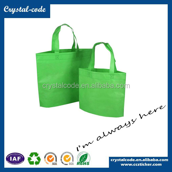 Extra large pp woven shopping bag pet shopping bag