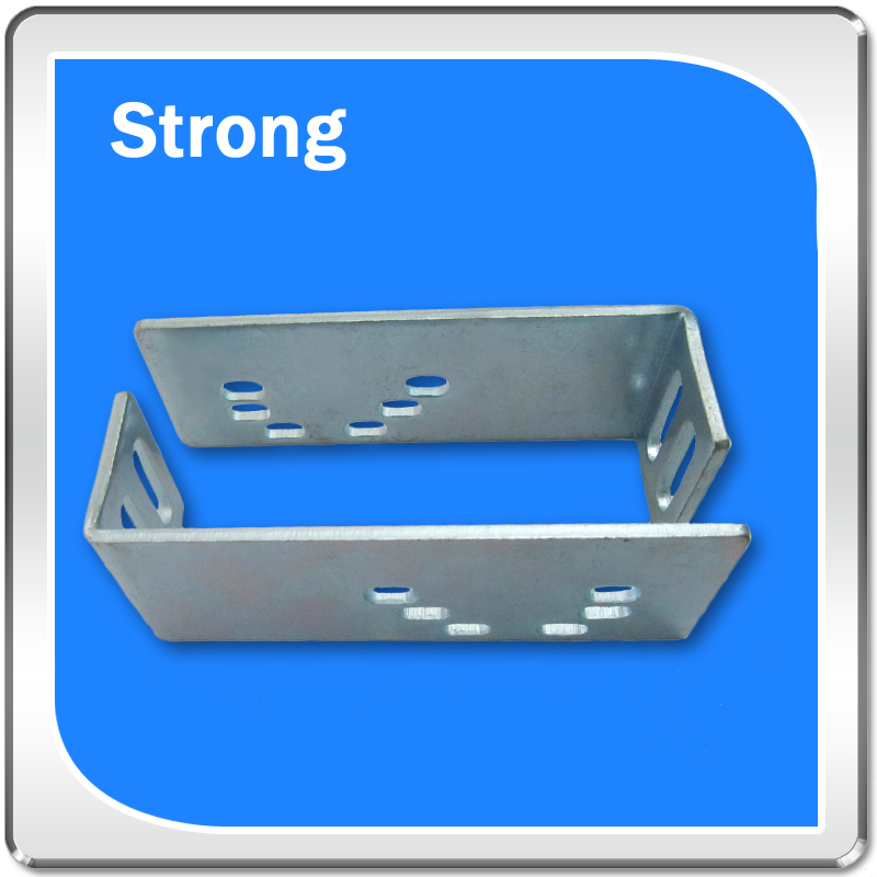 Customized metal stamping and bending parts with zinc plating