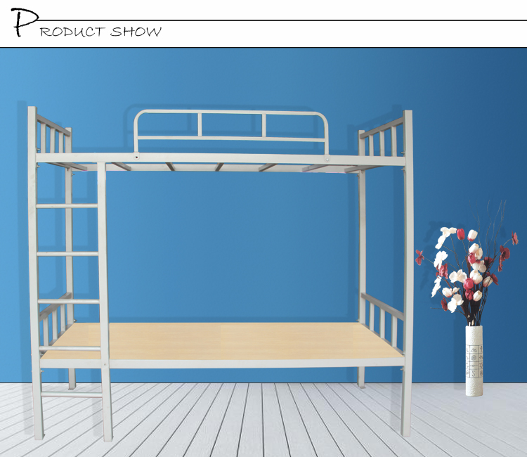 Chinese manufacturer high quality metal bunk bed for sale for High beds for sale