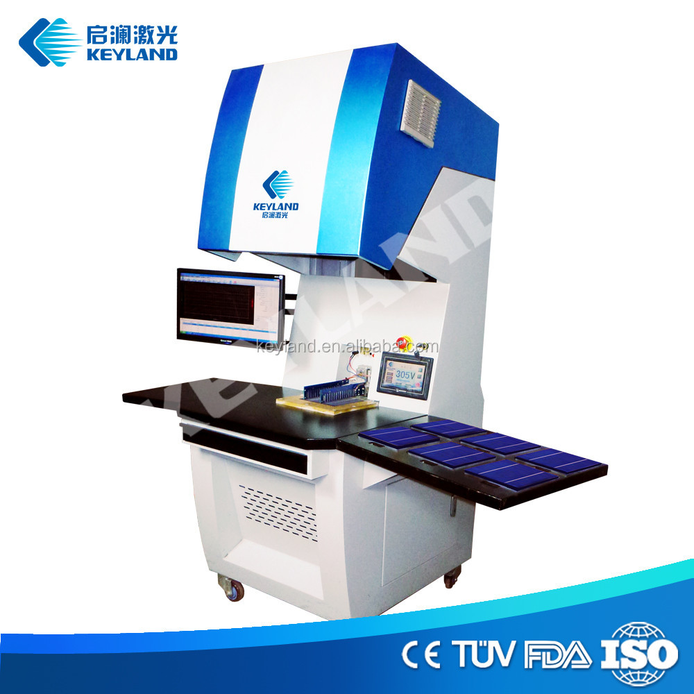 AM 1.5 Simulation Sun Test Equipment for Solar Cell Sorting