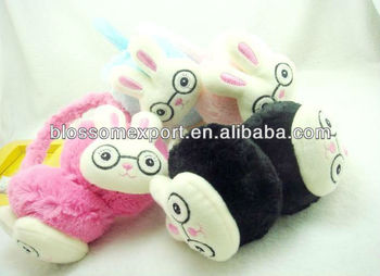 Fashion winter fur earmuffs for baby