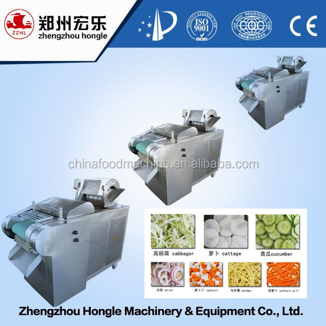 automatic multi-functional Vegetable Cutter/cucumber slicing/shreding machine