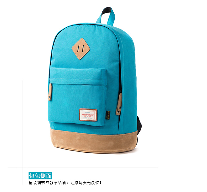 Fashion Cute Lightweight teenage laptop backpack