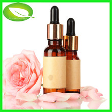 Top quality herbal essential oil skin care private label 100 pure rose oil