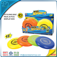 Flying Disc Wholesale Frisbee Boomerang 10 Inch Big Frisbee For Kids Giant Frisbee For Boys Ultimate Frisbee With CE Certificate