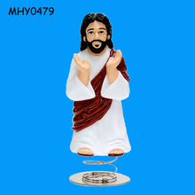 Popular jesus figurine dashboard Automotive Supplies