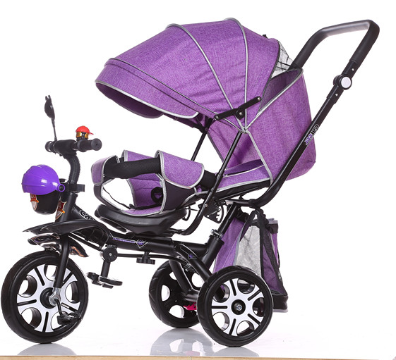 New model baby tricycle, reclined kids tricycle