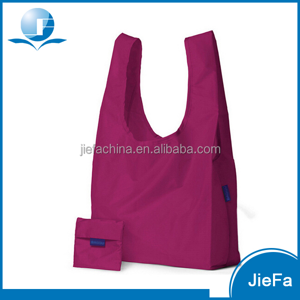 Expandable Reusable Grocery Tote Shop Bag, Cheap Promotional Foldable Shopping Bag