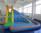 inflatable water slide&castle