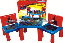 2013 New style wholesale high quality plastic children table and chair foldable anti-gravity lounge chair
