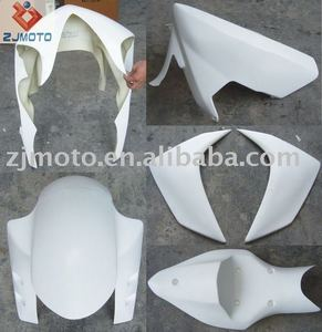 FRP Motorcycle Bodywork Fairing For YAMAHA R1 2007-2008 FRP Racing Fairing Body Kits Cover (HRH)