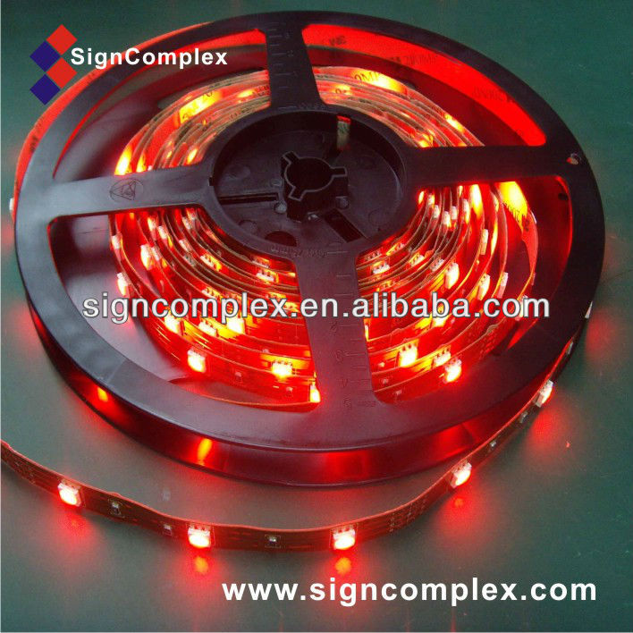 Hight quality!!! Digital 5050 smd rgb led strip ws2811 with CE ROHS