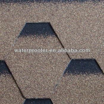 Colorful Asphalt Shingles Roofing (chateau Green)