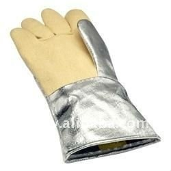 KEVLAR/ALUMINIZED HAND GLOVES