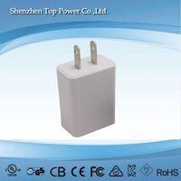 American plug 5v 1a USB power adapter/ USB ac adapter usb 5v 1a adaptor