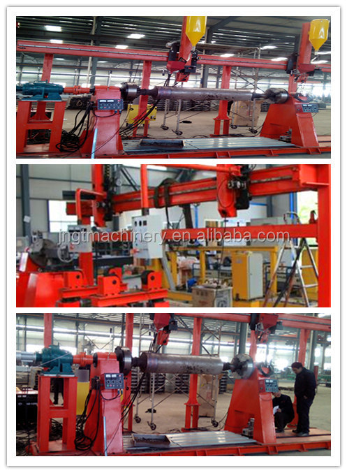 Steel Mill Roller Surface Repairing Welding Machine