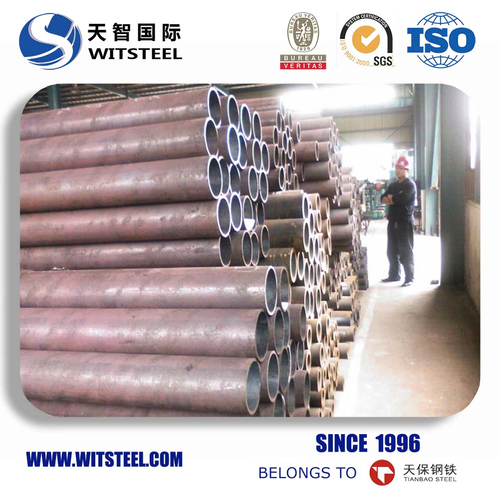 thermal oxygen lances sa-192 seamless steel pipe with great price
