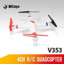 Newest design Wltoys V353 2.4G 1080P HD Camera Headless Mode rc quadcopter helicopter with 6-axis gyro
