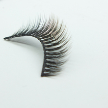 Wholesale Silk Eyelashes 3D Faux Eyelash with Custom Packaging