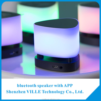 Manual harga portable mini digital karaoke bluetooth speaker 2016
