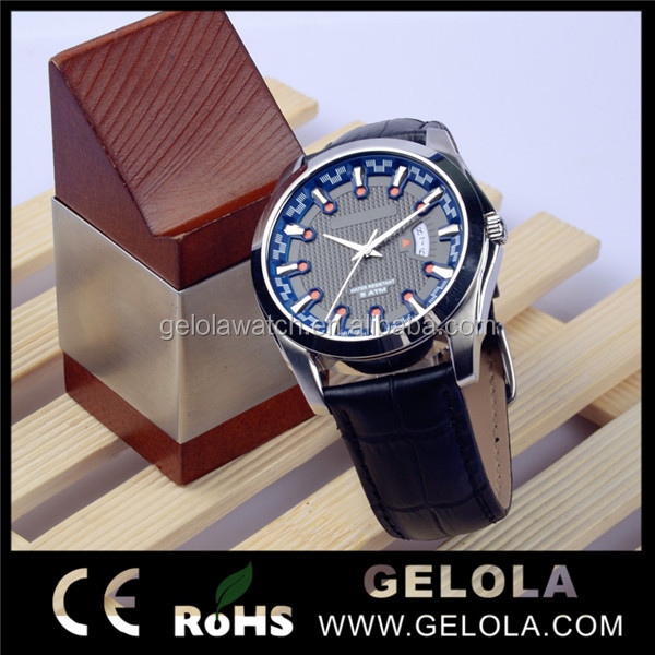 2015 Watches Face Men Watches Channel Surfing Net Watch from China