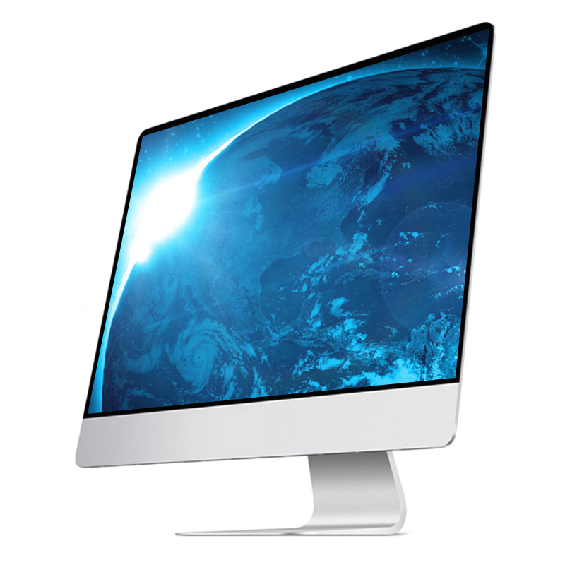 27 inch all in one PC Intel processor operate system Window 7/8/10 G3900(Celeron dual core dual thread)