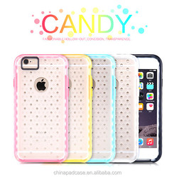 Nillkin Candy Series Back Cover for iPhone 6 Flexible Case for Apple iPhone 6 4.7inch Cover