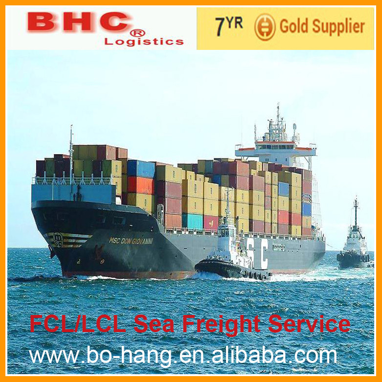 FBA freight forwarder DDP air sea shipping service to USA amazon warehouse