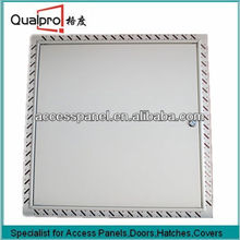 Easy access panel / Trap door that mainly used for ceiling /slotted lock Access Panel AP7031
