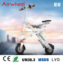 Airwheel E6 electric scootor,2016 new top ,self-balance unicycle manufacturer