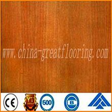 Modern Style china cherry embossed laminate flooring
