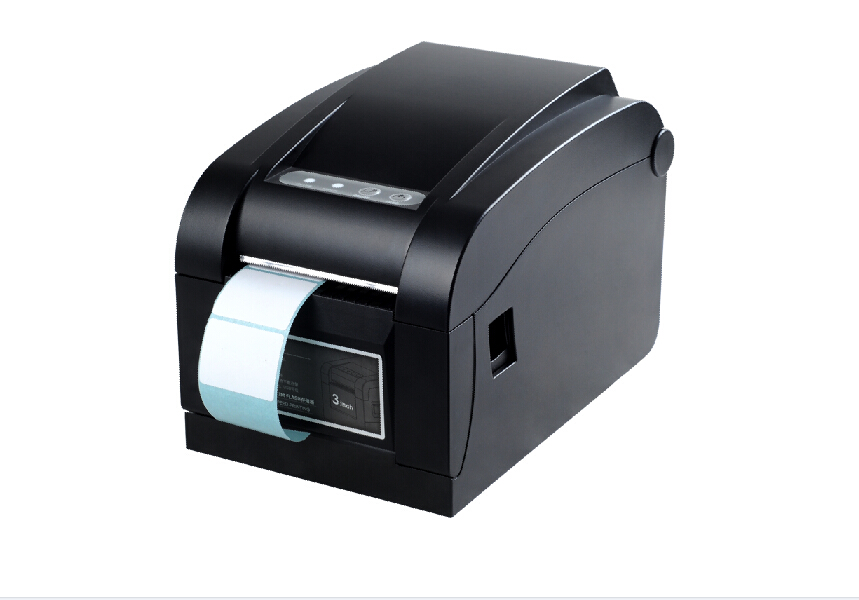 80 mm thermal barcode printer/barcode label printer for sale
