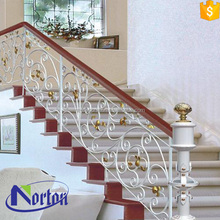 House used norton wrought iron railing parts NTIS-015A