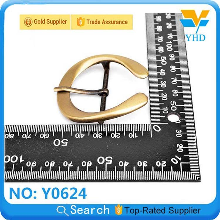 New Arriving Customized brand belt buckles made in China