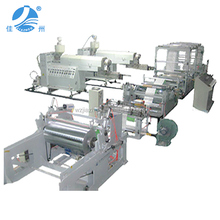 Multi-layer T-Die Extruder Type Twin Extruder Double Sides Laminating Machine