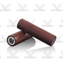Li-Ion 18650 Battery: 3.7V 3000mAh (20A, 1x18650) with flat battery for Light Curing Unit
