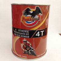 SF/CD 20W50 Motorcycle 4T Engine Oil 800ml
