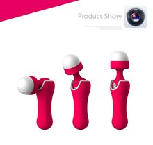 Power pocket rocket vibrator with 4 textured heads,mini pocket rocket bullets,professional sex toy manufacture japanese sex tube