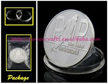MICHAEL JACKSON KING OF POP Cheap Custom Pirate Coins
