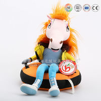 China supplier electronic moving horse toy giant