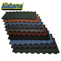 Wholesale price menards roofing shingles, metal roofing for sale, roofing steel stone chip coated metal roof tile