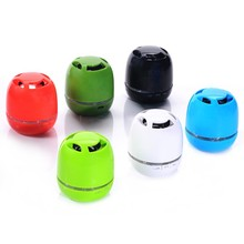Mini bluetooth speaker T6 model for mobile phone and tablet/Bluetooth Speaker in Gift Box