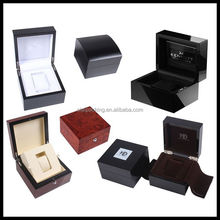 lacquer painting wooden watch box,personalized glossy watch box,box wood
