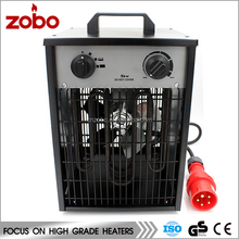 High Quality Industrial Electric Fan Heater With European Certification