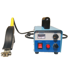 Tyre Regroover Machine with Square Blade