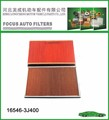 Auto Parts Auto Air filter Fuel Filter and Oil Filter Manufacturer