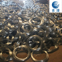 electro galvanized iron wire Electro galvanized binding wire for sale