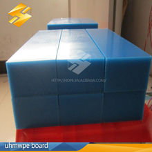 customed 50mm thick high density polyethylene board uhmwpe sheet/panel/plate