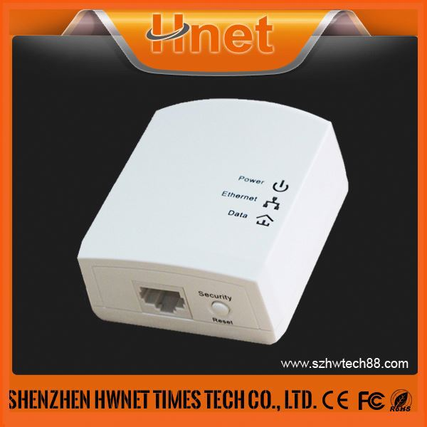 2014 hot sale homeplug powerline adapter HomePlug 500Mbps powerline ethernet adapter AV network Wallmount powerline